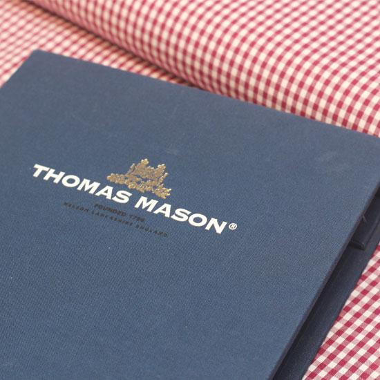 Christiano DCarlos | Camisas sob Medida - Tecidos Thomas Mason